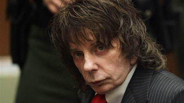 11. Phil Spector - Cinayet