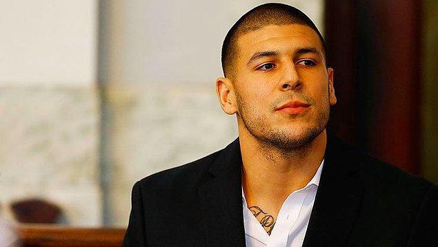 30. Aaron Hernandez - Cinayet