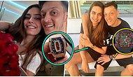 Vakit Gerçekten Nakitmiş! Mesut Özil ve Eşi Amine Gülşe'nin 10 Milyon TL'lik Saatleri Olay Oldu