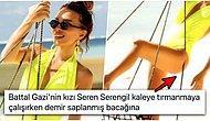 Yetenek Abidesi Seren Serengil'in Photoshopun Ayarını Kaçırdığı Fotoğrafı Dalga Konusu Oldu!