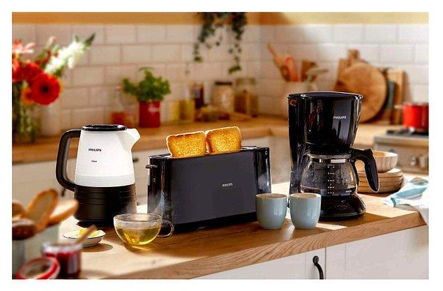 2. Sabah kahvaltılarının olmazsa olmazı kızarmış ekmek.