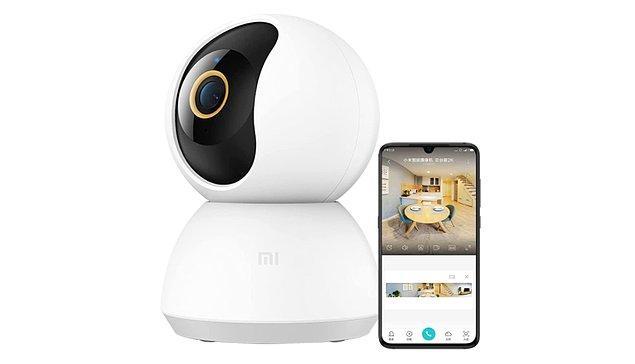 1. Xiaomi'nin güvenlik kamerasını almak isteyenler yenilenen bu kamerayı alabilirler.