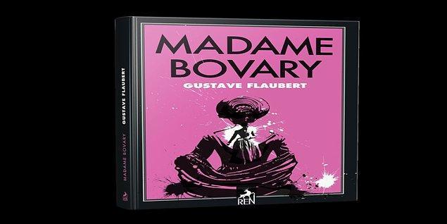 8. Madame Bovary