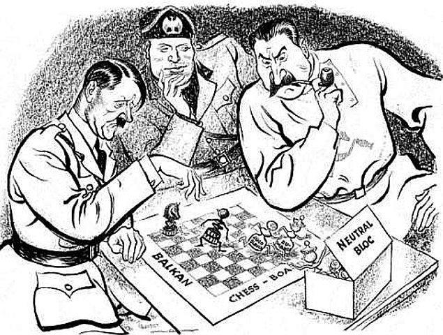 """""""(...) Ben de Ekselans, size, bu fırsattan istifade ederek resmen bildiririm ki, Almanya'nın bu tedbirleri, hiçbir şekilde Türkiye'nin toprak bütünlüğüne veya siyasi bütünlüğüne yönelmiş değildir."""""""