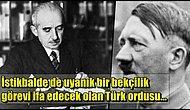 II. Dünya Savaşı'nın Sıcak Yıllarında Hitler'in Tehdidine İsmet Paşa Ne Cevap Vermişti?
