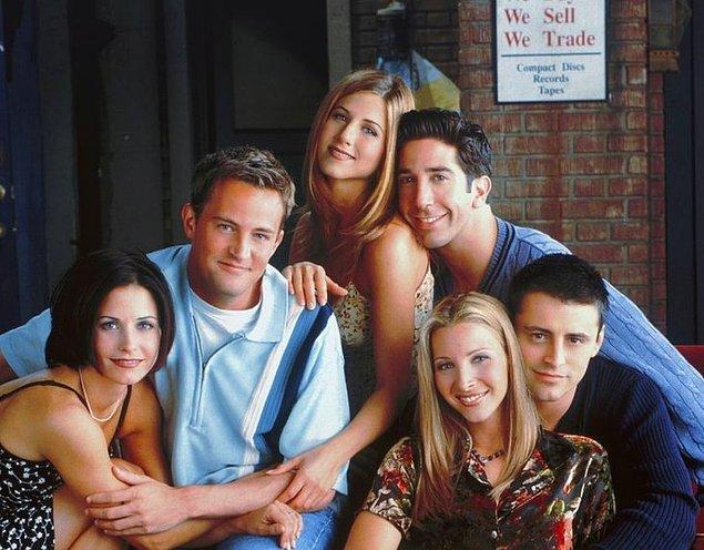 Tüm dünyada yıllardır süregelen 'Friends' dizisi hayranlığı olduğunu inkar edemeyiz.