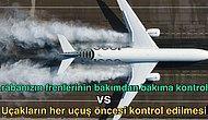 Uçak Gerçekten En Güvenli Ulaşım Aracı mı Yoksa Bu Havayolu Şirketlerinin Reklam Stratejisi mi?