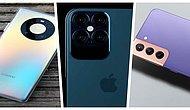 2021 Yılının İlk Çeyreğinde En Çok Satan Akıllı Telefonlar Açıklandı