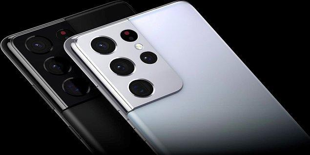 5. Samsung Galaxy S21 Ultra 5G