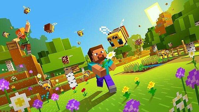 Minecraft adlı oyunun tüm dünyada büyük bir ilgiyle oynandığını hepimiz biliyoruz.