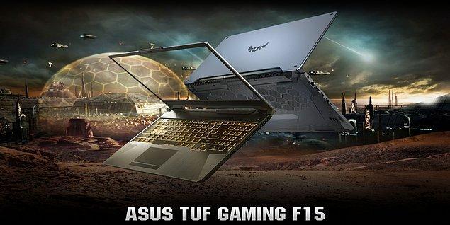 7. ASUS Tuf Gaming Fx706LI
