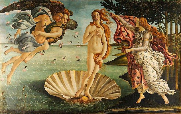 9. Venüs'ün Doğuşu