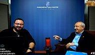 Kemal Kılıçdaroğlu ve Jahrein'in Canlı Yayını 300.000'den Fazla Kişi Tarafından Canlı İzlendi