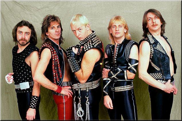 Seksenli yıllara kadar heavy metal anaakım müzikte kendine yer bulamadı.
