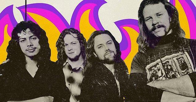Doksanlı yılların başları, 'thrash metal'in en popüler zamanlarıydı.