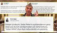 Sedat Peker'in Yeni İddiaları İçin Sosyal Medyada Ne Dediler?