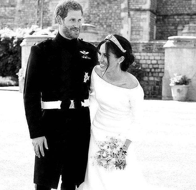 5. Prens Harry ve Meghan Markle