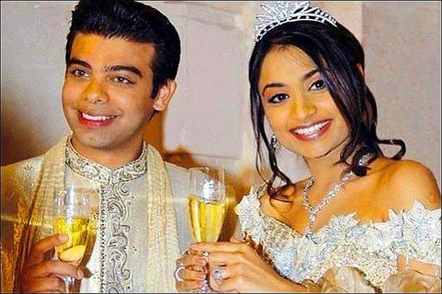 3. Vanisha Mittal ve Amit Bhatia