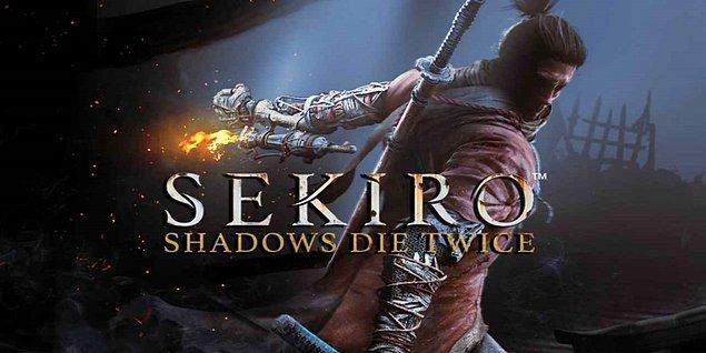 17. Sekiro: Shadows Die Twice GOTY Edition - 289,00 TL