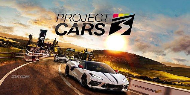 15. Project Cars 3 - 299,00 TL