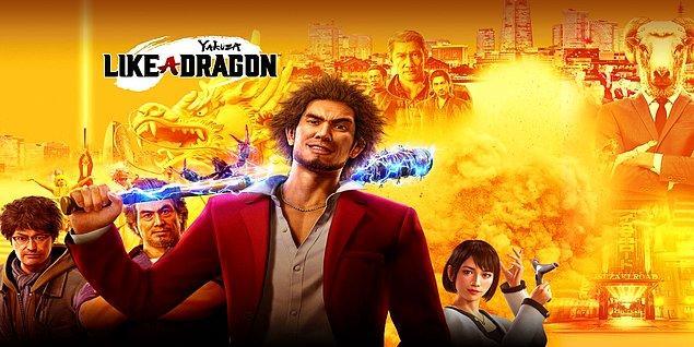 11. Yakuza: Like a Dragon - 399,00 TL