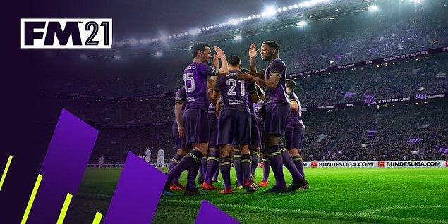 13. Football Manager 2021 - 299,00 TL