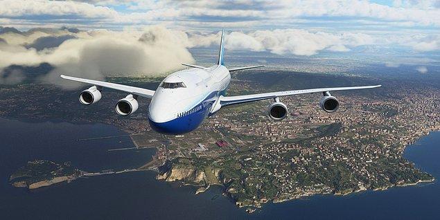 12. Microsoft Flight Simulator 2020 - 349,00 TL
