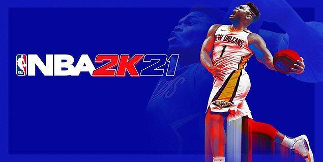 9. NBA2K21 - 419,00 TL