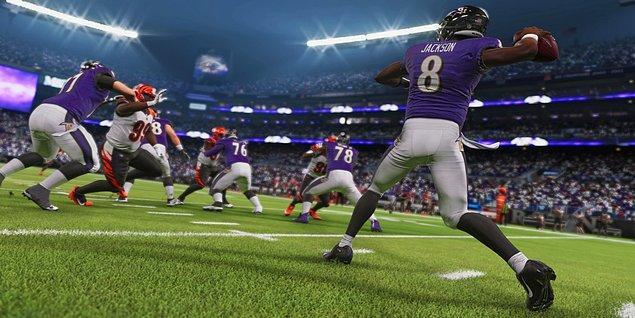6. Madden NFL 2021 - 419,99 TL
