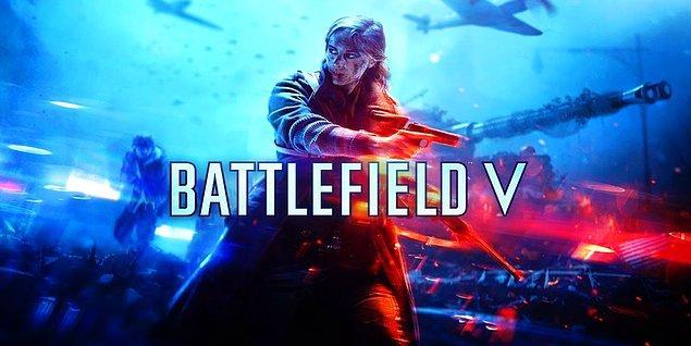 5. Battlefield V - 419,99 TL
