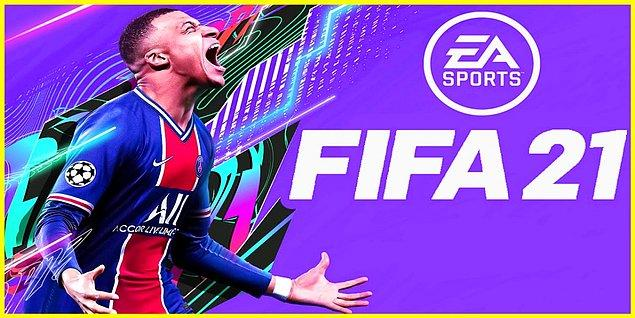 4. Fifa 2021 - 419,99 TL