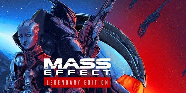 3. Mass Effect Legendary Edition - 419,99 TL