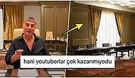 Bulunduğu İçin Yer Değişimi Yapan Sedat Peker'in Son Videosunun da Hangi Otelde Çekildiği Ortaya Çıktı