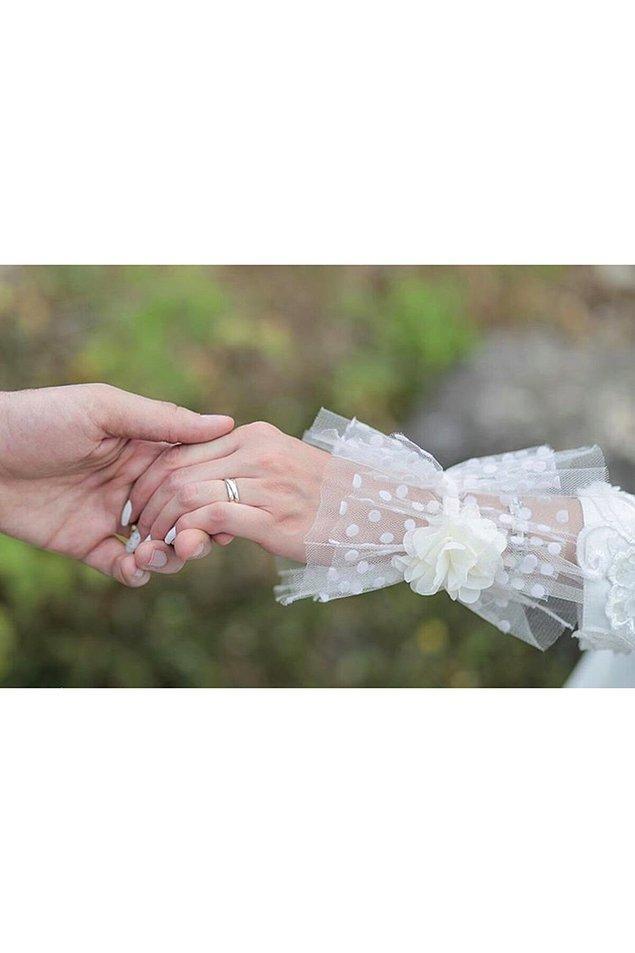 3. Farklılık yaratmak isteyenler eldivenleri tercih edebilirsin.