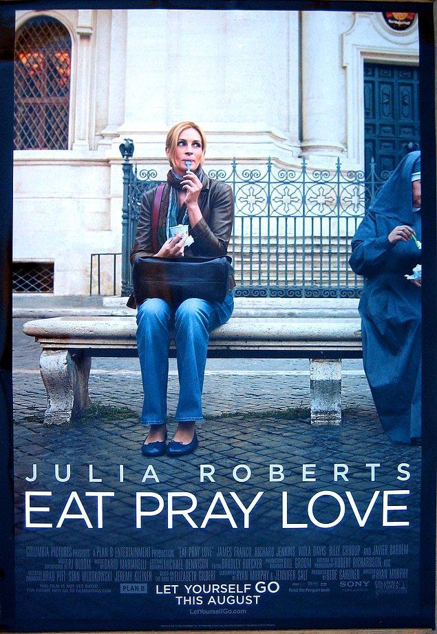 41. Eat Pray Love