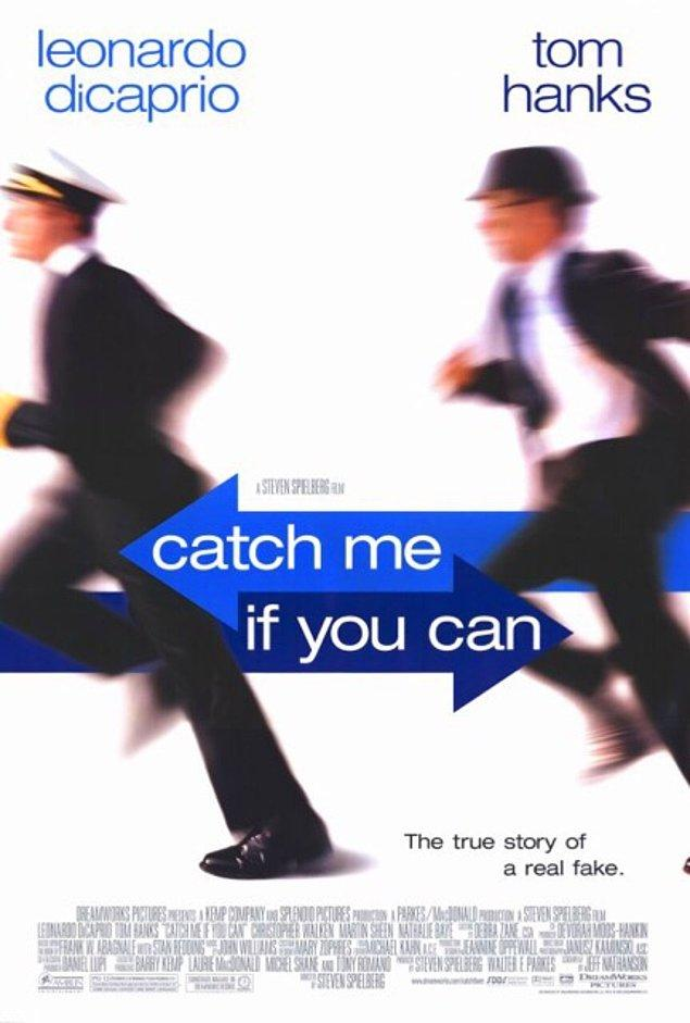 2. Catch Me If You Can