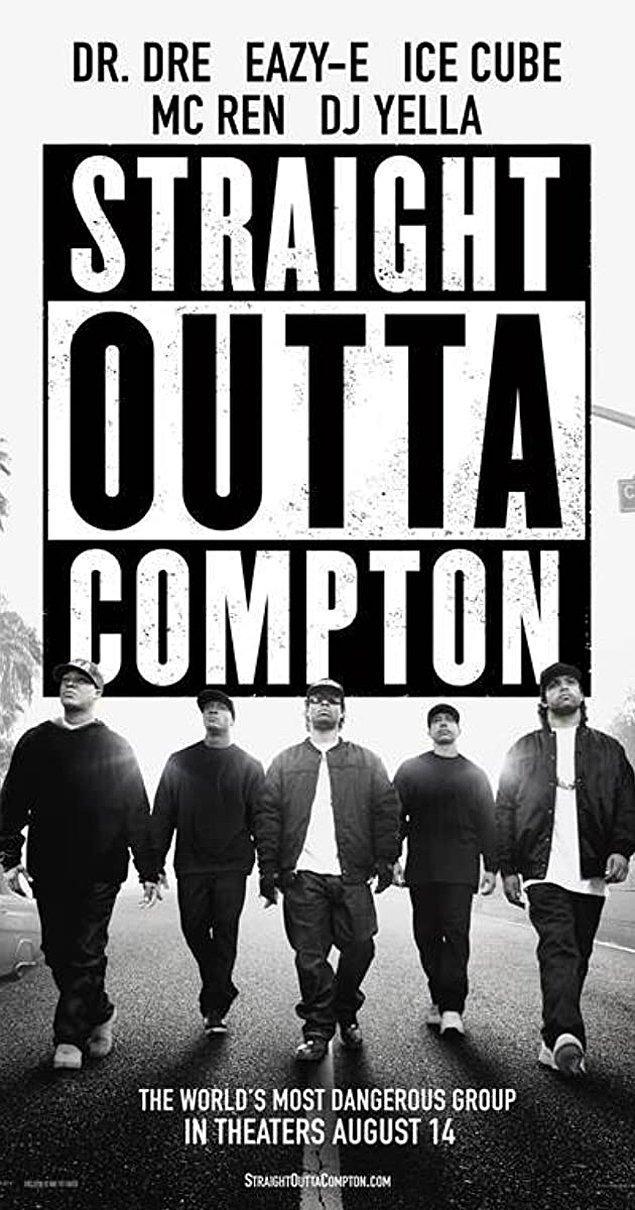 6. Straight Outta Compton