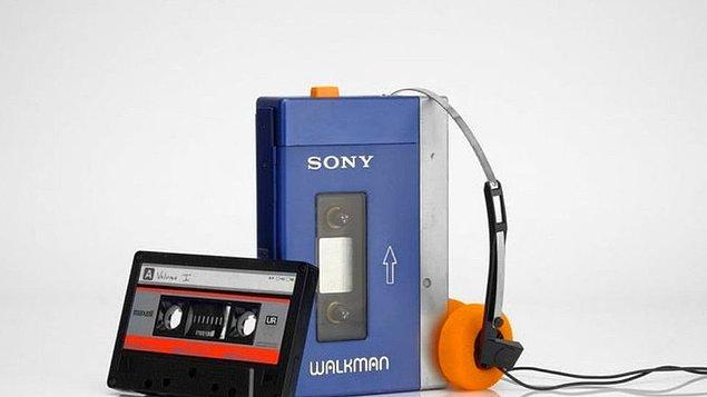 2. Walkman