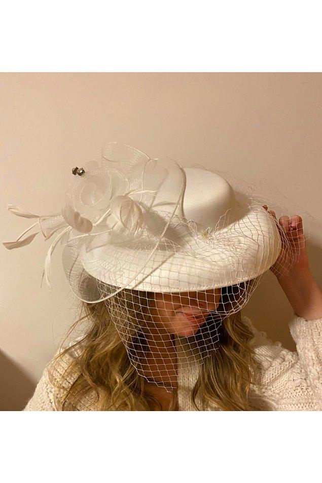 12. Düğünde şapka kullanmayı sevenleri görelim?