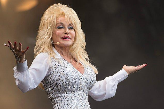 1. Dolly Parton