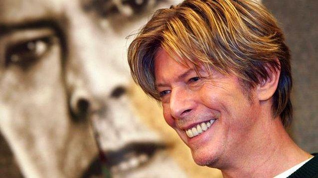 5. David Bowie