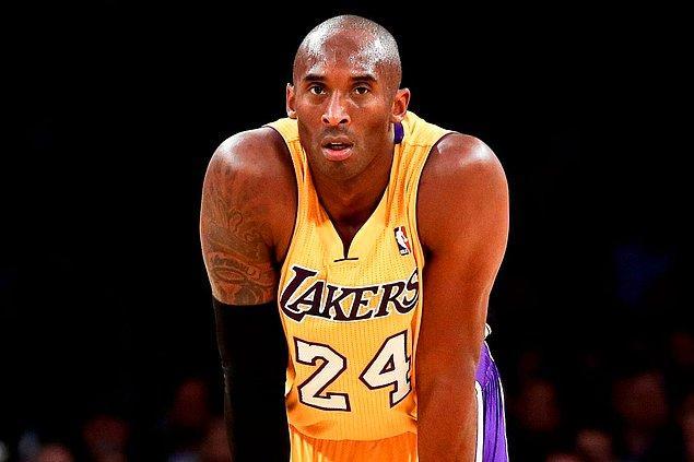 12. Kobe Bryant