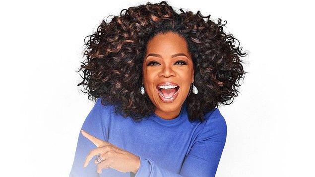 16. Oprah Winfrey