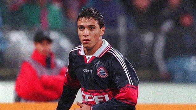 1. Berkant Göktan / 2000-2001 / Bayern Münih