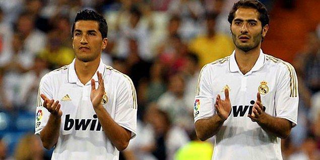 6. Nuri Şahin ve Hamit Altıntop / 2011-2012 / Real Madrid