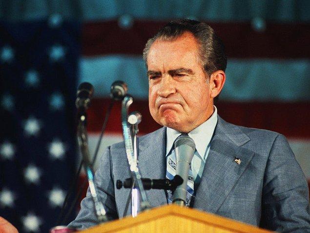 20. Richard Nixon