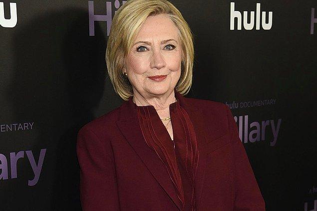21. Hillary Clinton