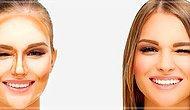 Yüzünüzü Olduğundan Çok Daha Zayıf Gösterecek Makyaj Hileleri