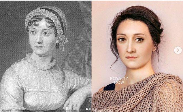 Son zamanlardaki eşsiz modernleştirmelerinden biri olan İngiliz yazar Jane Austen...
