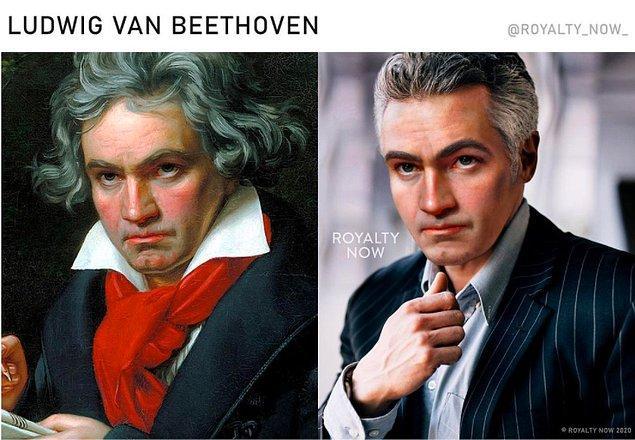ve Ludwig Van Beethoven.